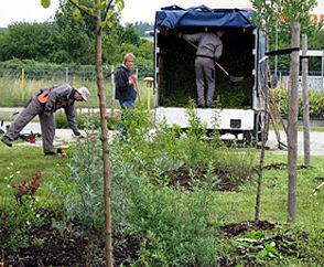 Schleizer werkst tten ggmbh garten und landschaftspflege for Garten und landschaftspflege